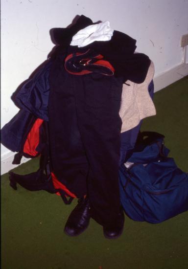 Le voyageur. 1999.